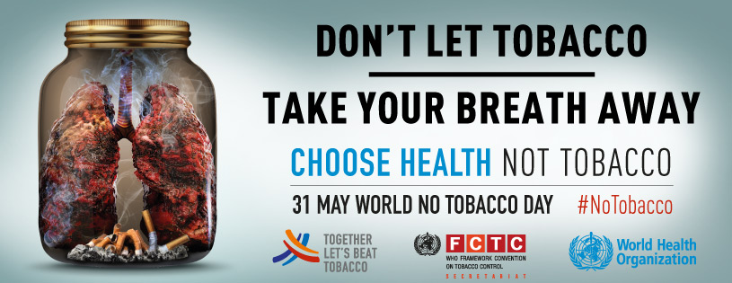 What is World No Tobacco Day?